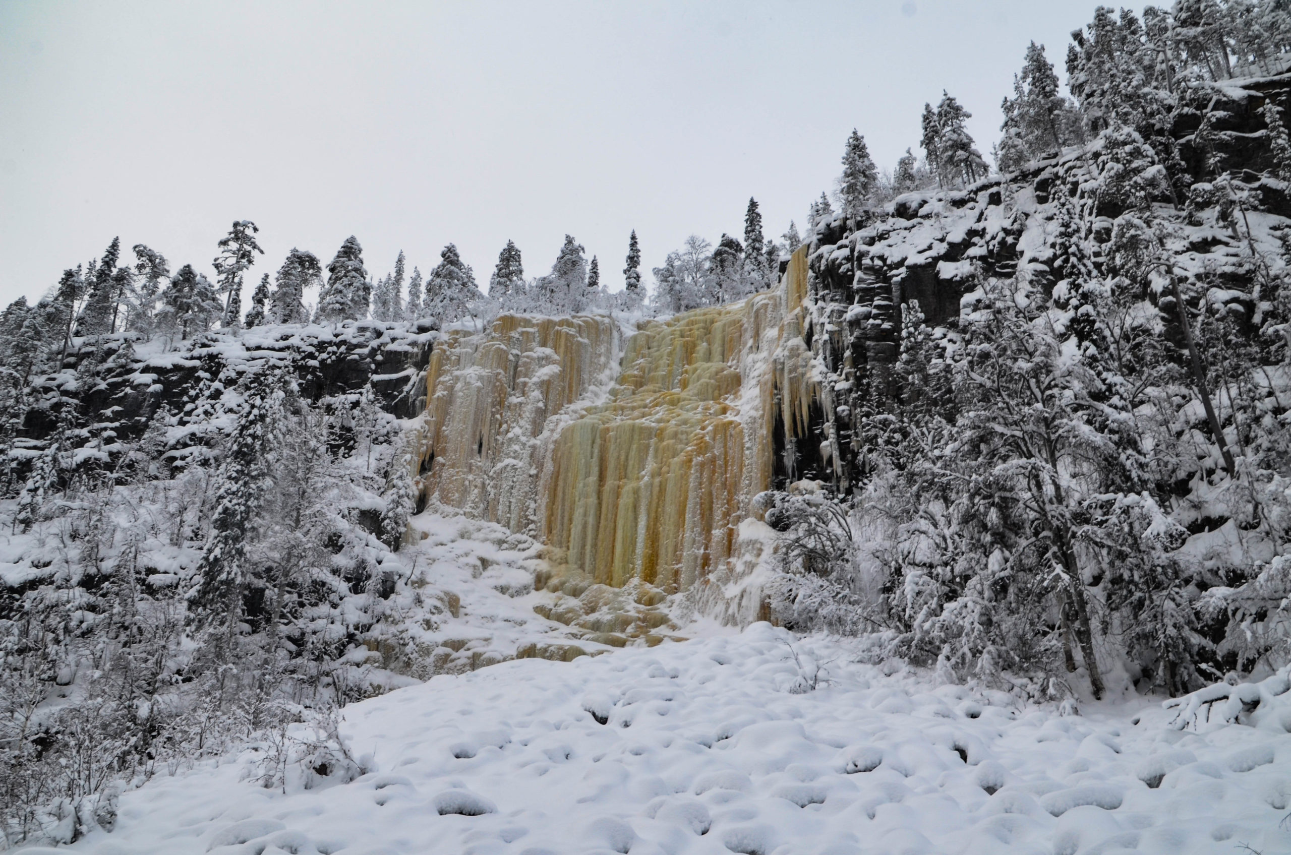 Korouoma from Rovaniemi