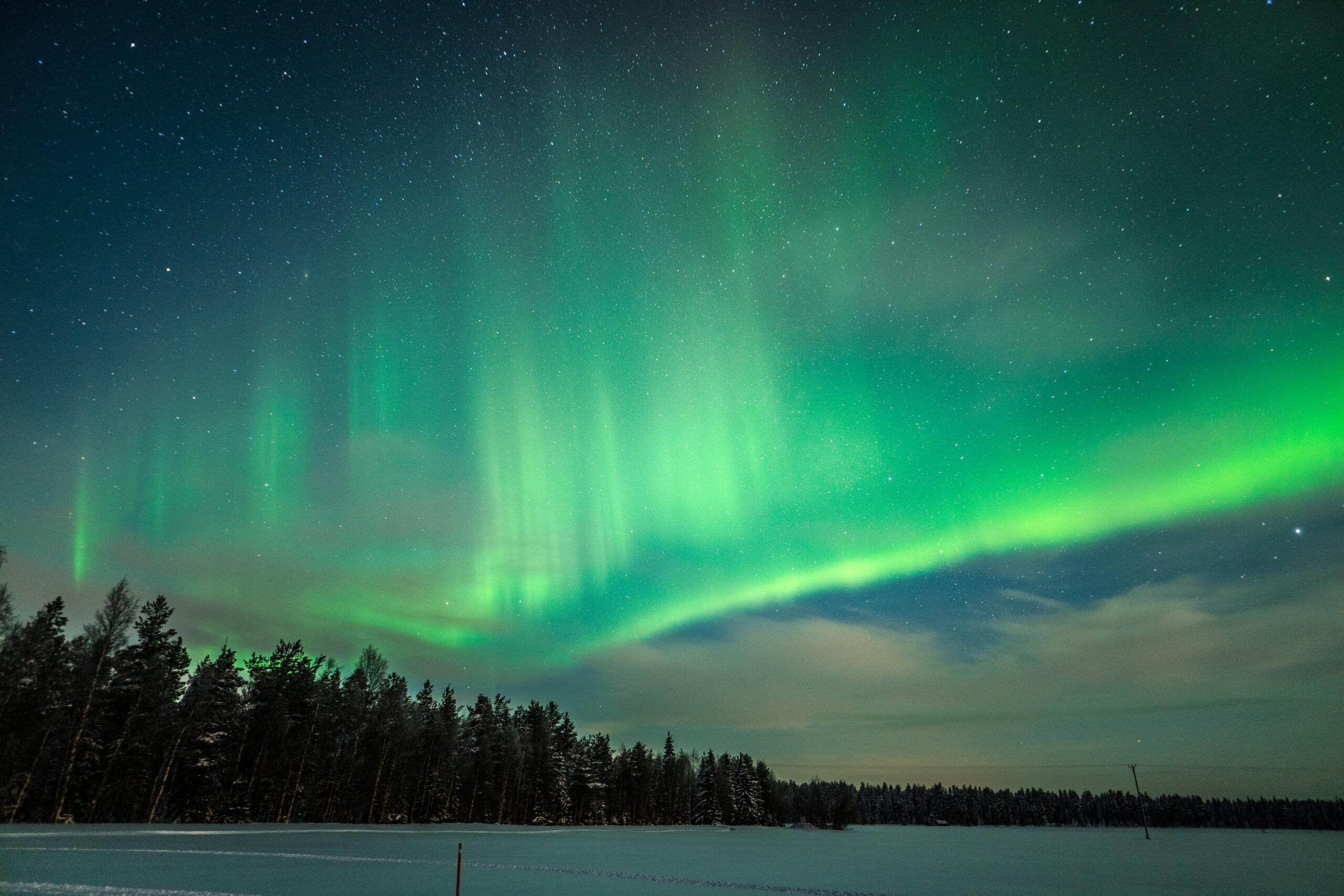 Northern Lights trip from Rovaniemi