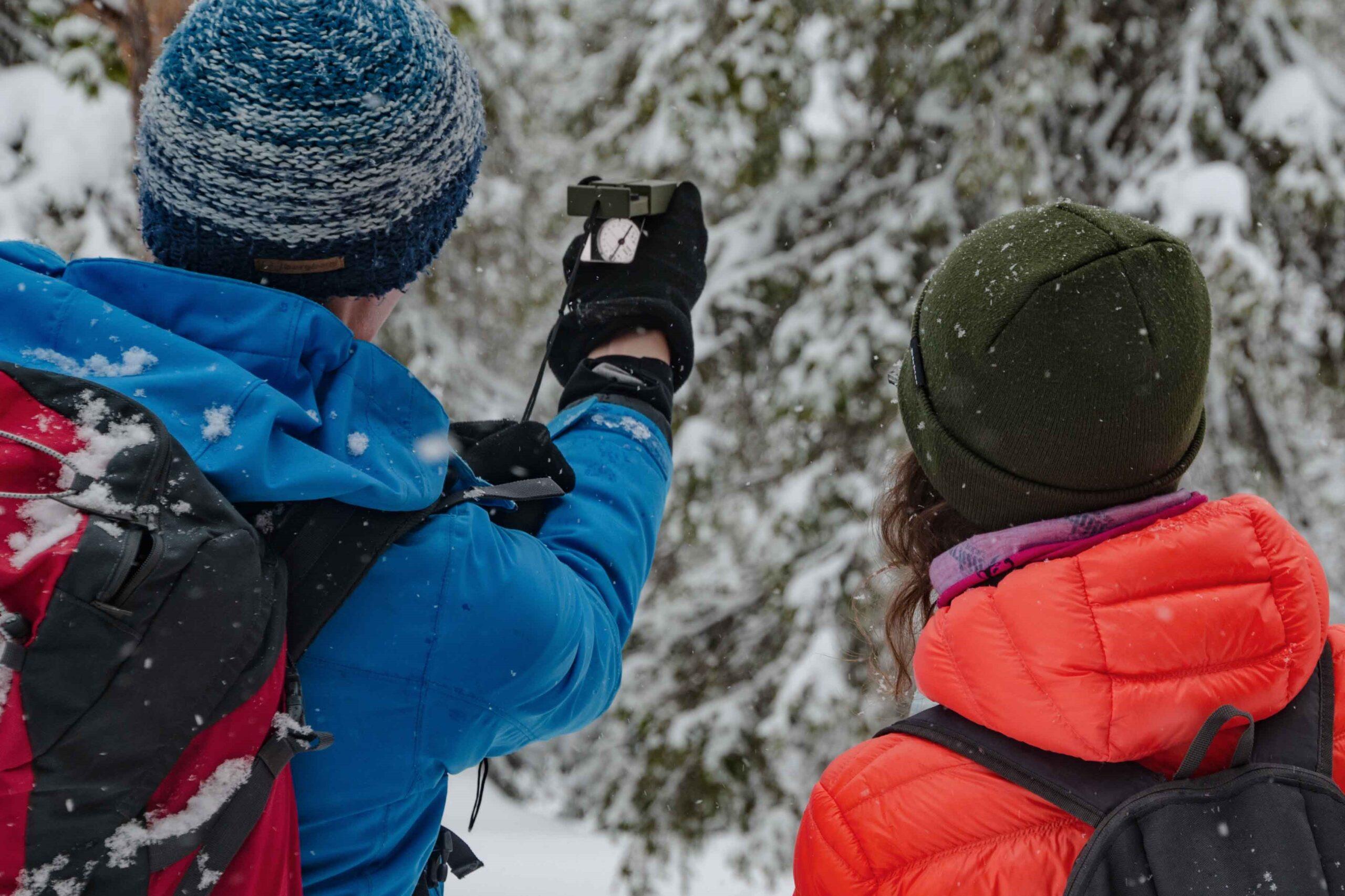 Snowshoeing Tour Lapland Rovaniemi